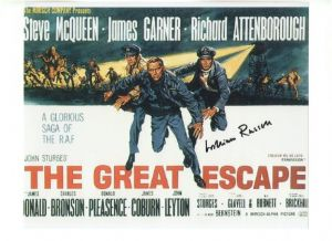 William Russell from The Great Escape